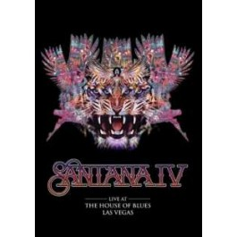 Santana IV - Live At The House Of Blues, Las Vegas 2016 [DVD]