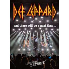 And There Will Be A Next Time... Live From Detroit [DVD]