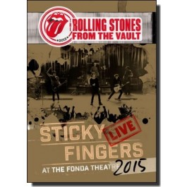 From the Vault: Sticky Fingers – Live At the Fonda Theatre 2015 [DVD]