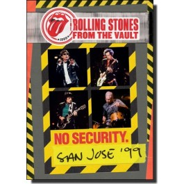 From The Vault: No Security San Jose '99 [DVD]