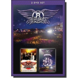 Rock for the Rising Sun + Rocks Donington [2DVD]