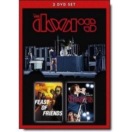 Feast Of Friends + Hollywood Bowl 1968 [2DVD]