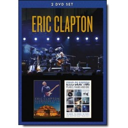 Slowhand At 70 – Live At Royal Albert Hall + Planes Trains & Eric [2DVD]