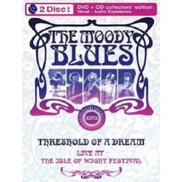 Threshold of A Dream - Live At the Isle of Wight Festival 1970 [DVD+CD]
