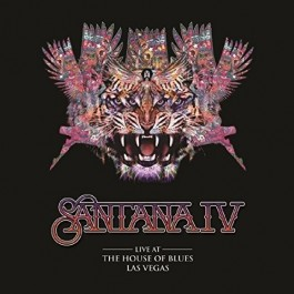 Santana IV - Live At The House Of Blues, Las Vegas 2016 [3LP+DVD]