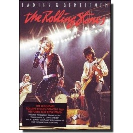 Ladies & Gentleman: The Rolling Stones - Live In Texas, US, 1972 [DVD]