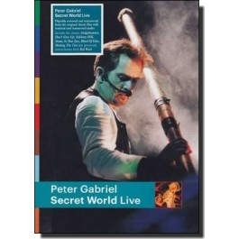 Secret World Live 1993 [DVD]