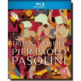 Trilogy of Life: The Decameron | The Canterbury Tales | Arabian Nights [3x Blu-ray]