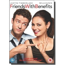 Friends With Benefits [DVD]