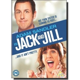 Jack and Jill [DVD]