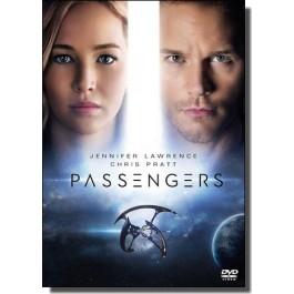 Reisijad | Passengers [DVD]
