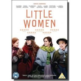 Väikesed naised   Little Women [DVD]