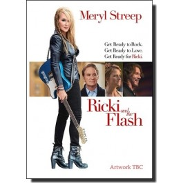Ricki and the Flash [DVD]