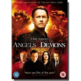 Angels & Demons [DVD]
