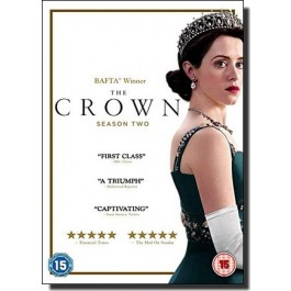 The Crown: Season 2 [4DVD]