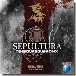 Metal Veins: Alive At Rock In Rio 2013 [CD]
