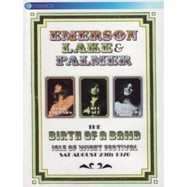 The Birth of A Band - Live 1970 [DVD]