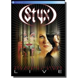 The Grand Illusion / Pieces of Eight - Live 2010 [DVD]