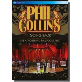 Going Back - Live At Roseland Ballroom, NYC [DVD]