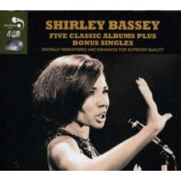Five Classic Albums Plus [4CD]