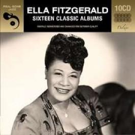 16 Classic Albums [10CD]