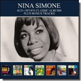 Seven Classic Albums Plus Bonus Tracks [Digipak] [4CD]