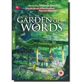 The Garden of Words | Koto no ha no niwa [DVD]