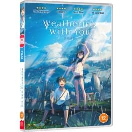 Weathering with You | Tenki no ko [DVD]