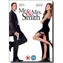 Mr and Mrs Smith [DVD]