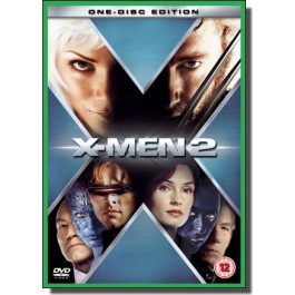 X2: X-Men United [DVD]