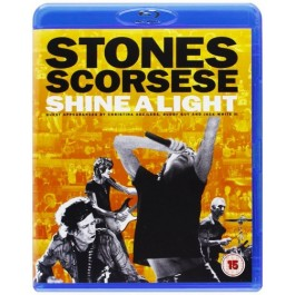 The Rolling Stones: Shine a Light [Blu-ray]