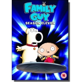 Family Guy - Season 11 [3DVD]