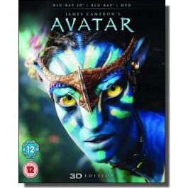 Avatar [Blu-ray+ 3D Blu-ray+ DVD]