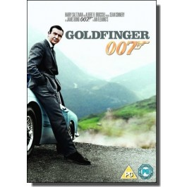 James Bond - Goldfinger [DVD]