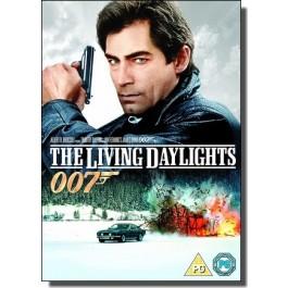 James Bond - The Living Daylights [DVD]