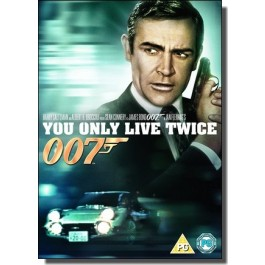 James Bond - You Only Live Twice [DVD]