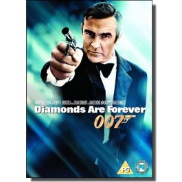 James Bond - Diamonds are Forever [DVD]