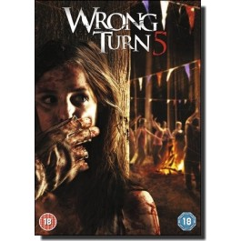 Wrong Turn 5: Bloodlines [DVD]