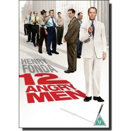 12 Angry Men [DVD]