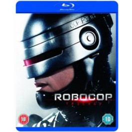 RoboCop Trilogy [3x Blu-ray]