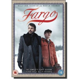 Fargo: The Complete First Season [4DVD]