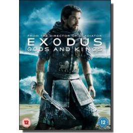Exodus: Gods and Kings [DVD]