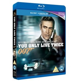 James Bond - You Only Live Twice [Blu-ray]