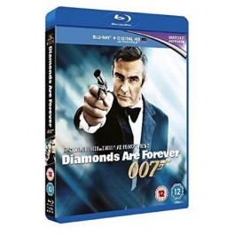 James Bond - Diamonds are Forever [Blu-ray]