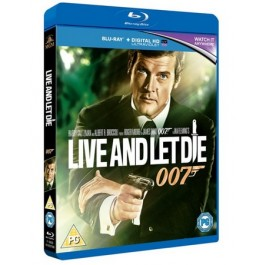 James Bond - Live and Let Die [Blu-ray]
