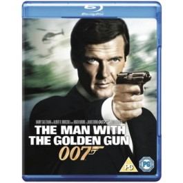 James Bond - The Man with the Golden Gun [Blu-ray]