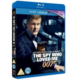 James Bond - The Spy Who Loved Me [Blu-ray]