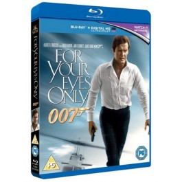James Bond - For Your Eyes Only [Blu-ray]
