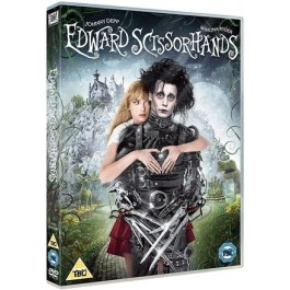 Edward Scissorhands [DVD]