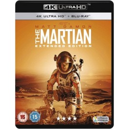 The Martian [4K UHD+ Blu-ray]